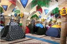اسکان اضطراری مسافران نوروزی در مساجد قزوین