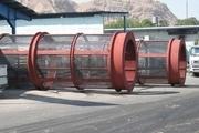 تولید سرندهای کارخانه کود آلی در اصفهان بومی سازی شد