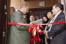 کلینیک مددکاری کاشمر با حضور وزیر تعاون فعال شد
