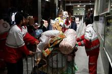 اعزام چهارمین محموله کمکهای مردم آذربایجان شرقی به زلزلهزدگان غرب کشور