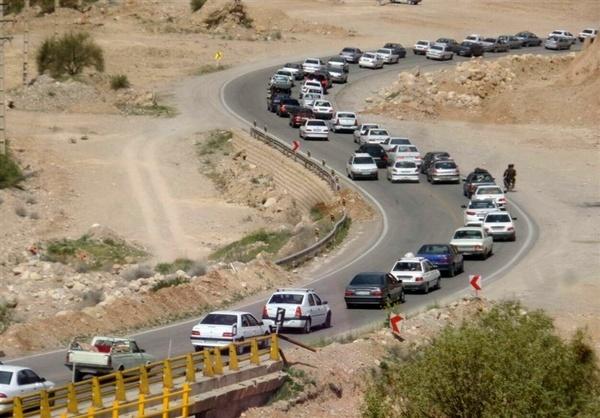 محدودیتهای ترافیکی محورهای مواصلاتی مازندران اعمال شد