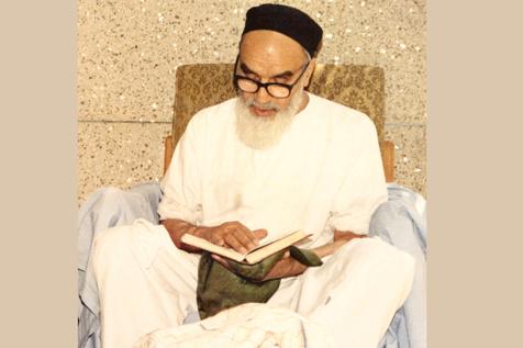 چرا امام ملاقات های ماه مبارک رمضانشان را تعطیل می کردند؟