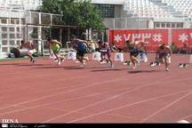 اردوی تیم ملی دو و میدانی در شیراز آغاز شد