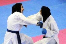 سه کاراته کا کرمانشاهی عازم رقابت های همبستگی کشورهای اسلامی می شوند