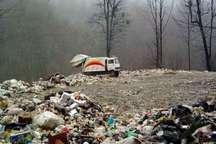 مراکز 27 گانه دفن زباله مازندران مستمر پایش می شود