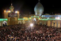 شمیم محرم در کربلای ایران