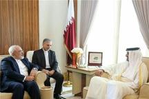 آسوشیتدپرس: همواره روابط اقتصادی محکمی میان ایران و قطر در جریان بوده است