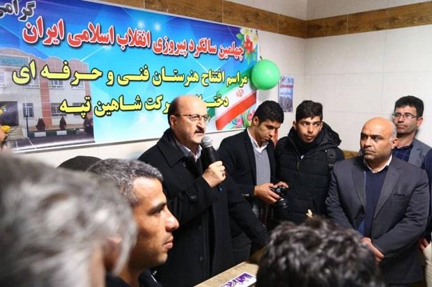 انقلاب اسلامی در همه ابعاد پیشرفت های چشمگیری داشته است