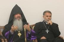اتحاد مسلمانان و مسیحیان ایران ناگسستنی است
