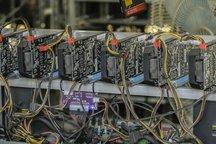 کشف هزار و 100 دستگاه تولید ارز دیجیتال در بابلسر