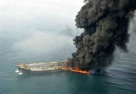 علت حادثه سانچی مشخص شد/ کاپیتان نقشی نداشت