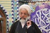 امام جمعه یزد: نامزدهای انتخابات، خدمت به مردم را محور برنامه خود قرار دهند