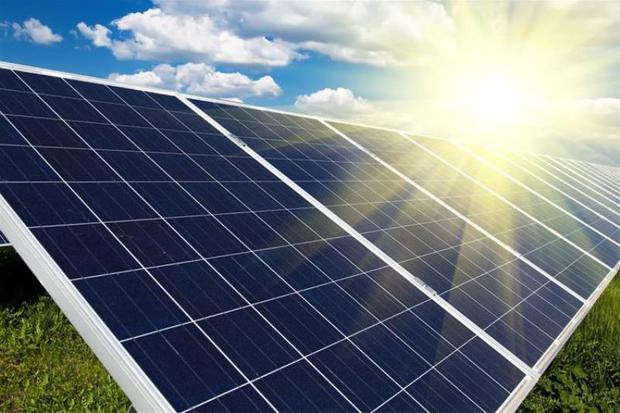 آفتاب قم بهترین سرمایه برای ایجاد نیروگاه خورشیدی
