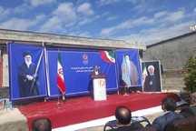 2200 مین واحد مسکونی بازسازی شده سرپل ذهاب بهره برداری شد
