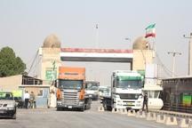 فعالیت اقتصادی در مرز بین المللی شلمچه  پس از 2 روز تعطیلی از سرگرفته شد