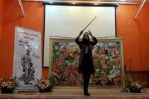 آوای نقالی خوانی به گوش مدارس کردستان رسید