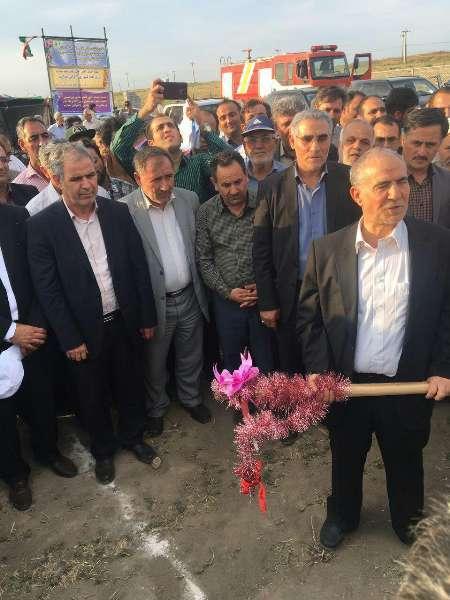 قائم مقام وزیر کشاورزی :  دولت تدبیر و امید تحول و انقلابی بزرگ در طرح های آب و خاک کشور خلق کرد