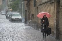 سامانه بارشی تا چهارشنبه در خوزستان فعال است