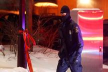 حمله تروریستی به نمازگزاران مسجدی در کبک کانادا / شش نمازگزار کشته شدند