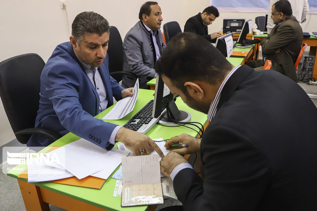 تعداد داوطلبان نمایندگی مجلس در قزوین به ۶۳ نفر رسید
