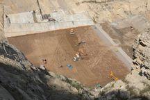 ساخت بندخاکی با هشت میلیارد ریال هزینه در بافق آغاز شد