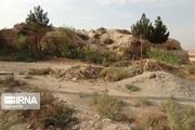 ۷ هزار سال تاریخ قرچک زیر نخاله دفن شد