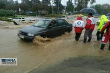 خسارت اولیه بارندگی در رامسر  5 میلیارد تومان براورد شد