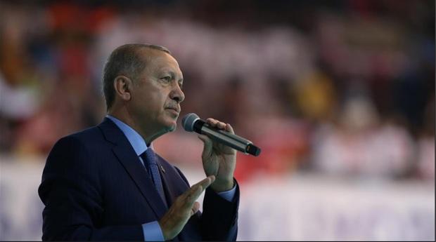 اردوغان: طبق سازمان ملل، جولان جزو اراضی سوریه است