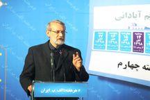 لاریجانی: تمرکز همه باید بر روی آبادانی کشور باشد