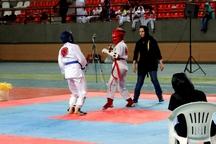 مسابقات رزم آوران بانوان کشور در همدان آغاز شد