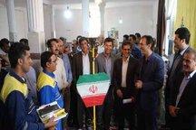 افتتاح پروژه گازرسانی به ۶ روستای شهرستان کامیاران