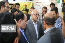 استاندار کرمان خواستار تسریع در روند اجرای طرح های عمرانی شهربابک شد