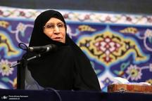 دکتر زهرا مصطفوی: معامله قرن به دنیا نیامده ساقط شده است/ صرف فعل «ما می توانیم» یادگار امام است