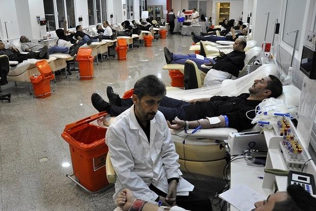 نیاز فوری مراکز درمانی فارس به گروه های خونی O و A