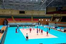 برنامه دیدارهای روز دوشنبه  رقابت های والیبال زیر 23 سال آسیا
