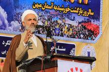 عزت ملی بزرگترین هدیه انقلاب اسلامی به ملت ایران بوده است