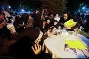 900 میلیون ریال در جشن گلریزان پایتخت جمع شد