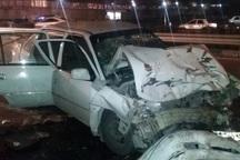 تصادف در تهران 2 کشته و 8 مصدوم داشت