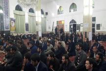 خاطره 36 شهید شهر بخشایش گرامی داشته شد