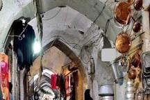 مرمت بازار تاریخی شهرضا آغاز شد