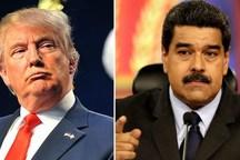 پیام تشکر رئیسجمهوری ونزوئلا از ترامپ!