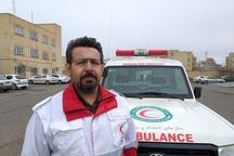 امداد رسانی به 636 حادثه طی سال جاری
