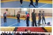 برگزاری کلاس توجیهی « معرفی ورزش اسپوکس و استعدادیابی مدرس »