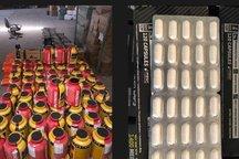 محموله مواد نیروزای قاچاق در گمرک گناوه کشف شد