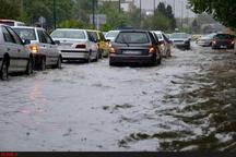 ورود سامانه بارشی به چهارمحال و بختیاری  احتمال سیلابی شدن رودخانهها