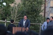 ملت یکبار دیگر ایران را در صحنه بین المللی سرافراز کرد