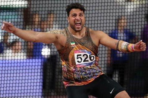 حدادی: خاطرات ورزش قهرمانی را به آینده سازان دوومیدانی ایران منتقل می کنم