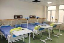 بیمارستان سیدالشهداء زهک به 116 تخت مجهز شد