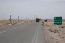 وقوع 20 درصد تصادفات استان سمنان در محور دامغان- جندق