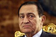 انتشار برخی خبرها درباره مرگ حسنی مبارک رئیس جمهور مخلوع مصر